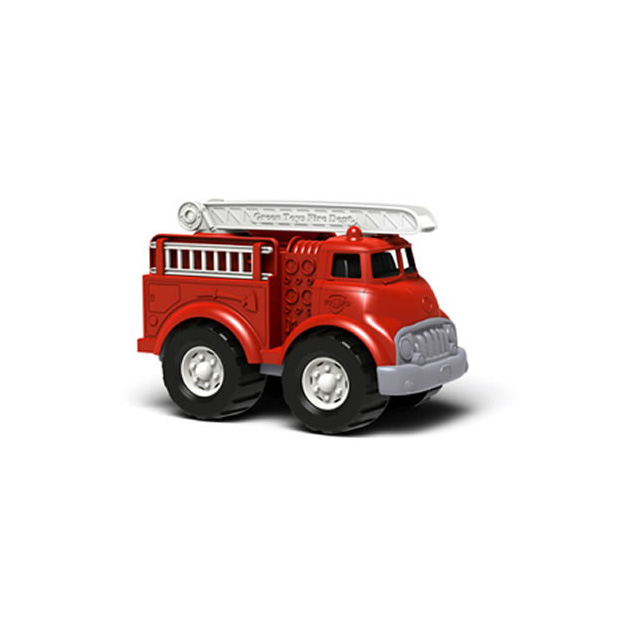 green toys fire truck ftk01r gifts christmas gift ideas