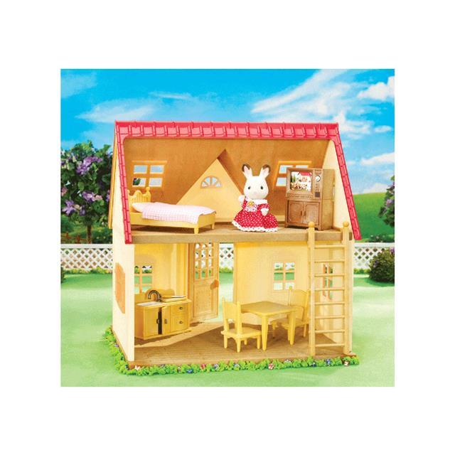 calico critters cozy cottage starter set rh mastermindtoys com