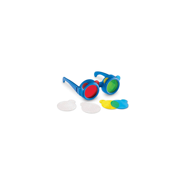 Learning Resources - Colour Mixing Glasses