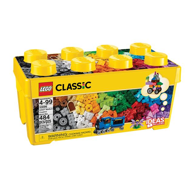 LEGO® Classic Medium Creative Brick Box