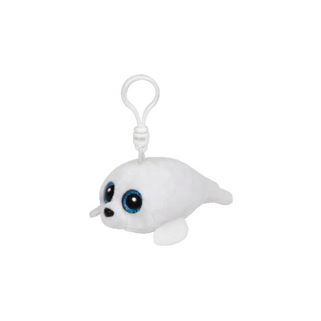 1f9aad863dd Ty Beanie Boos Clip-On Icy the Seal