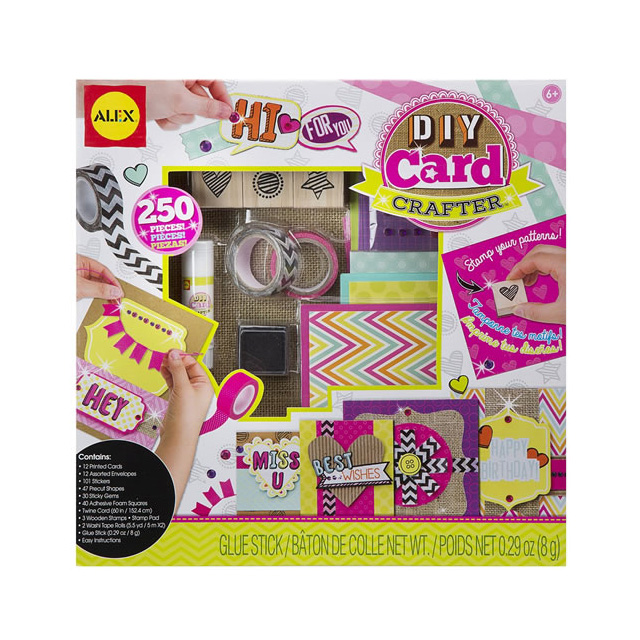 Alex Do-It-Yourself Card Crafter Kit