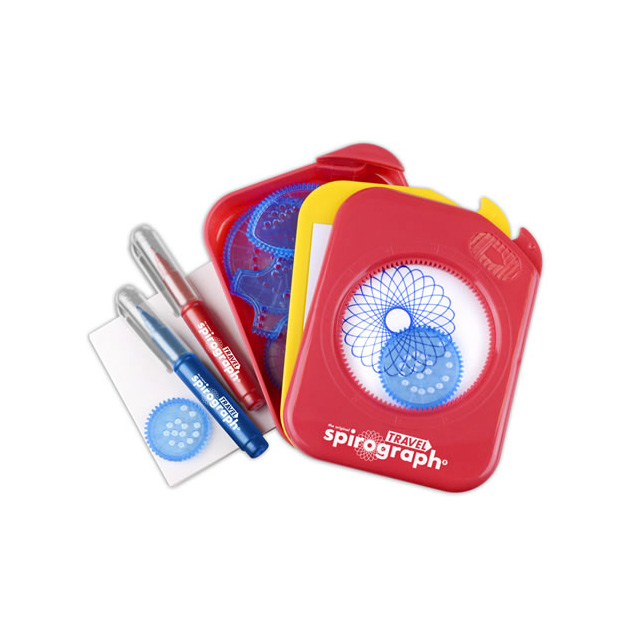 Spirograph Travel Set Assorted