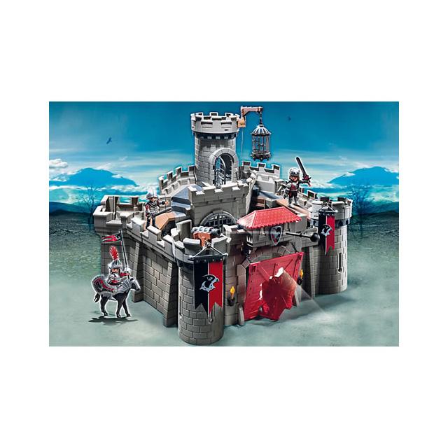 Playmobil Knights Hawk Knight\'s Castle