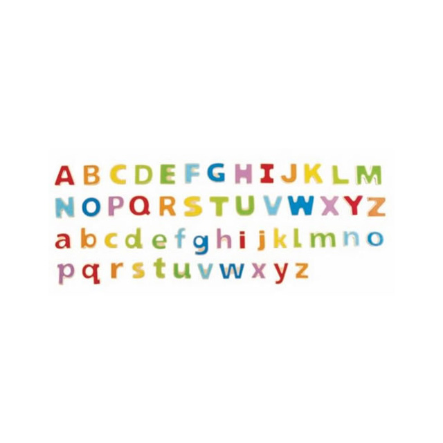 Hape ABC Magnetic Wooden Letters