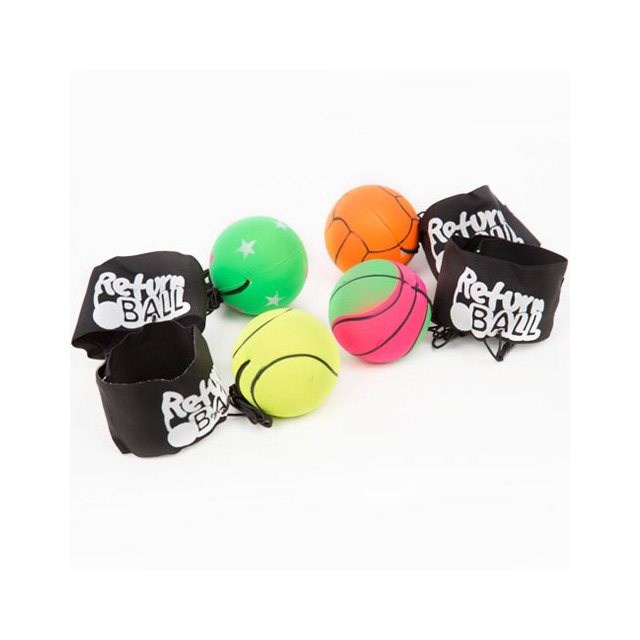 Neon Return Ball