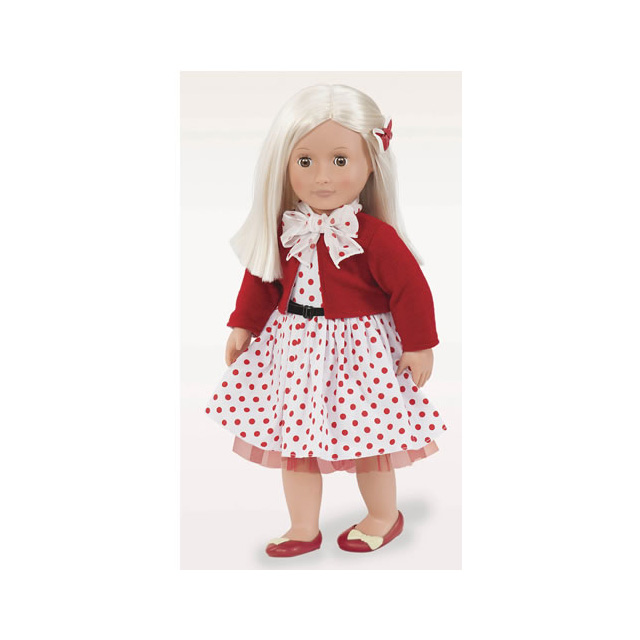 "Our Generation Retro Rose 18"" Doll"