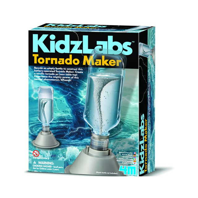 4M Kidz Labs Tornado Maker Kit
