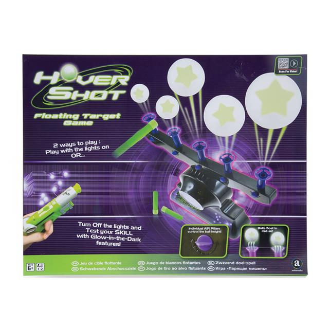 Hover Shot Glow-in-the-Dark Game