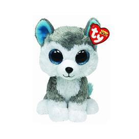 f372bf9e3e5 Ty Beanie Boo Buddies Medium Slush Husky