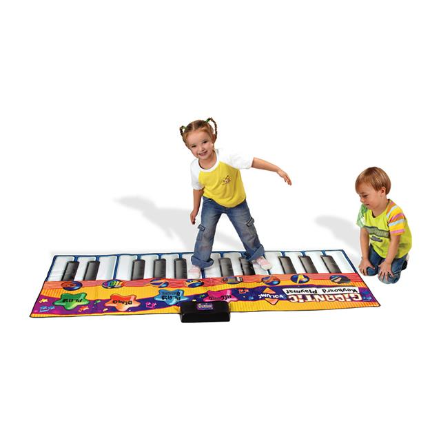 Gigantic 6' Piano Playmat
