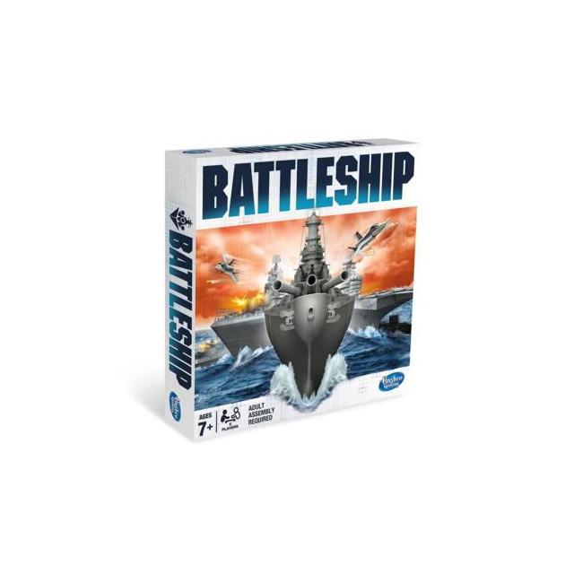 hasbro battleship game instructions