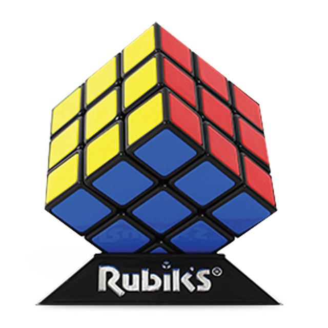 Rubik's The Original 3x3 Cube Brain Puzzle