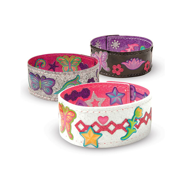 Melissa and Doug Make-Your-Own Bracelets Fashion Craft Set
