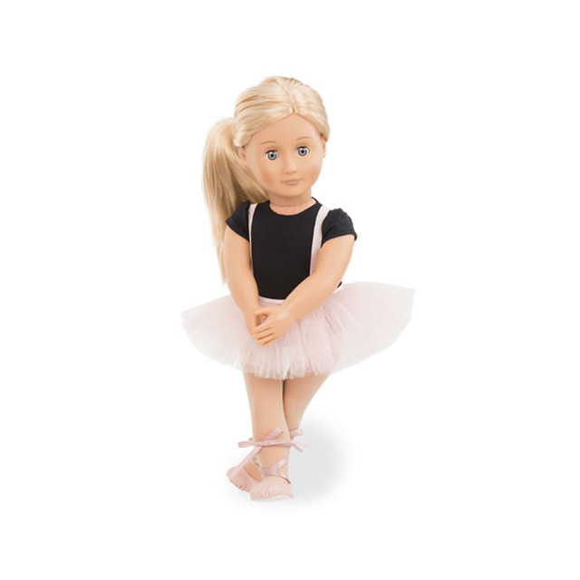 Our Generation Violet Anna 18'' Doll