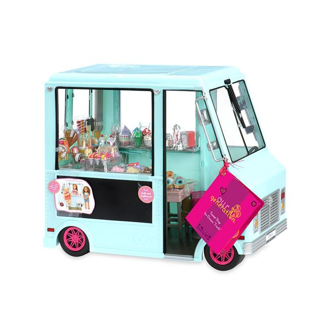 Our Generation Sweet Stop Ice Cream Truck