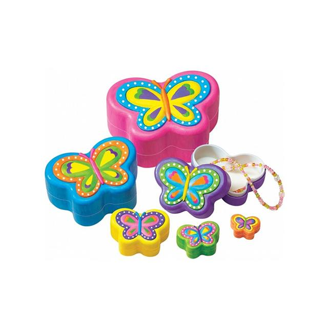 4M  Butterfly Nesting Trinket Boxes Kit