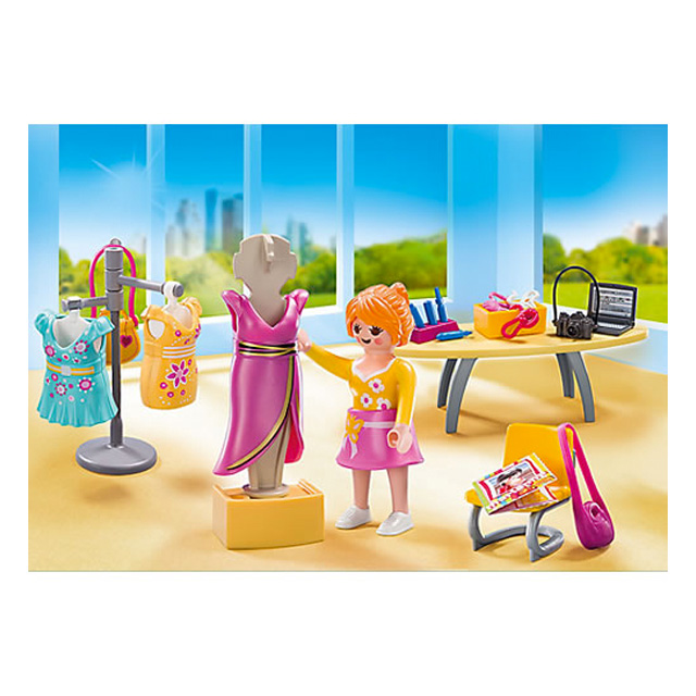 Playmobil Fashion Boutique Carrying Case 9923ee2c1c0