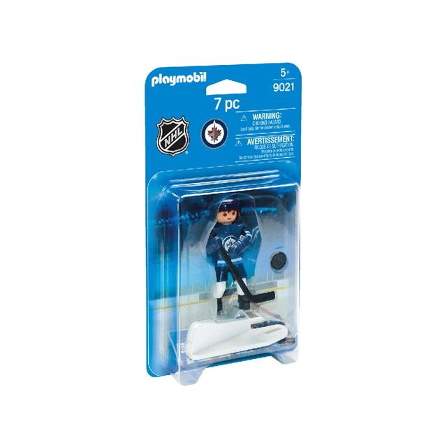 Playmobil NHL® Winnipeg Jets Player