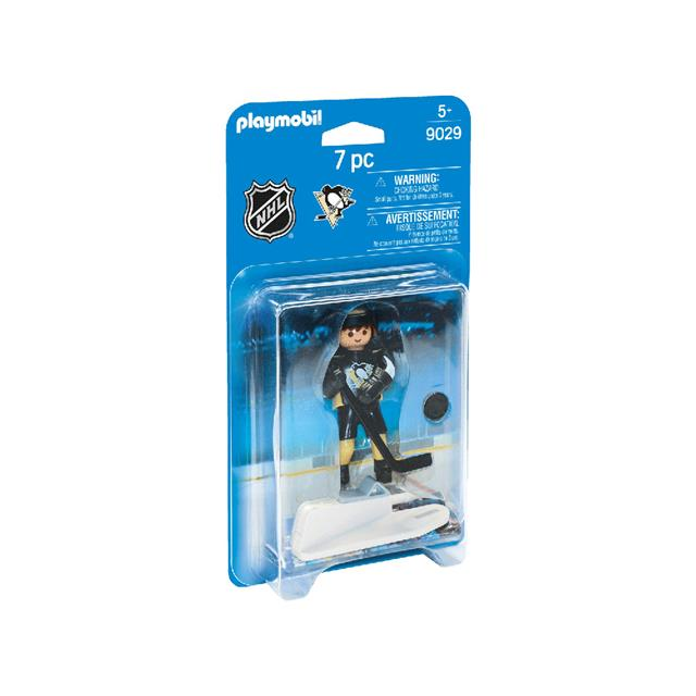 Playmobil NHL® Pittsburgh Penguins Player