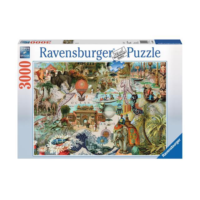 Ravensburger Oceania 3000 Piece Puzzle