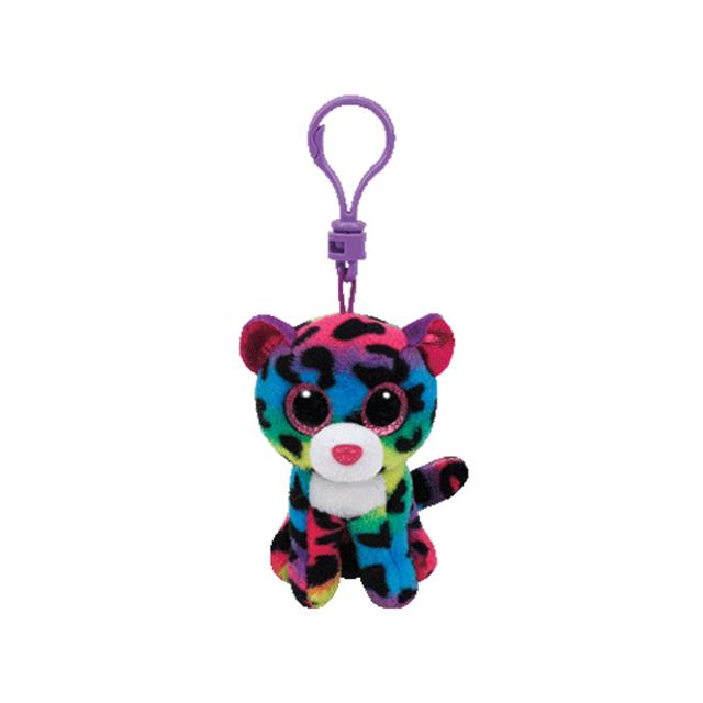 Ty Beanie Boos Clip-On Dotty the Leopard