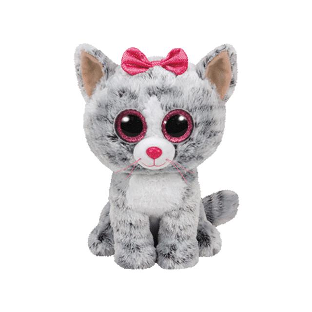 Ty Beanie Boos Medium Kiki the Cat