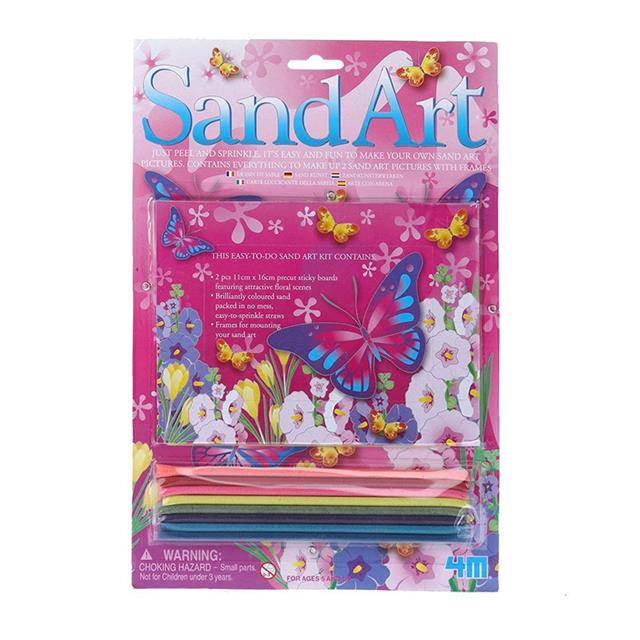 4M Sand Art Carded - Assorted