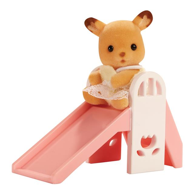 Calico Critters Baby Carry Case