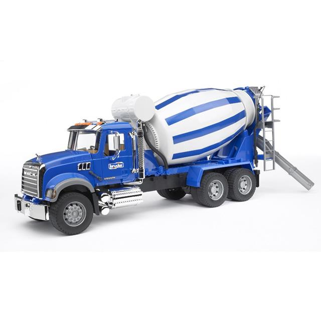 Bruder® MACK Granite Cement Mixer