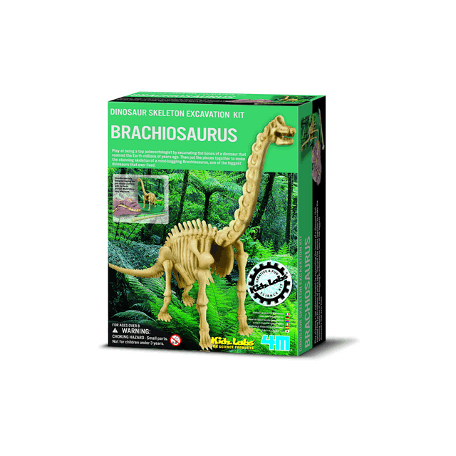 4M I Dig Excavation Kit - Brachiosaurus