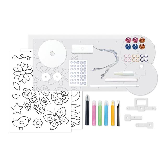 Creativity for Kids Colour-Changing Lamp Kit